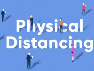 penerapan physical distancing