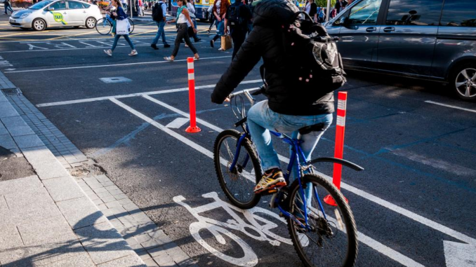 dublin cycle lane