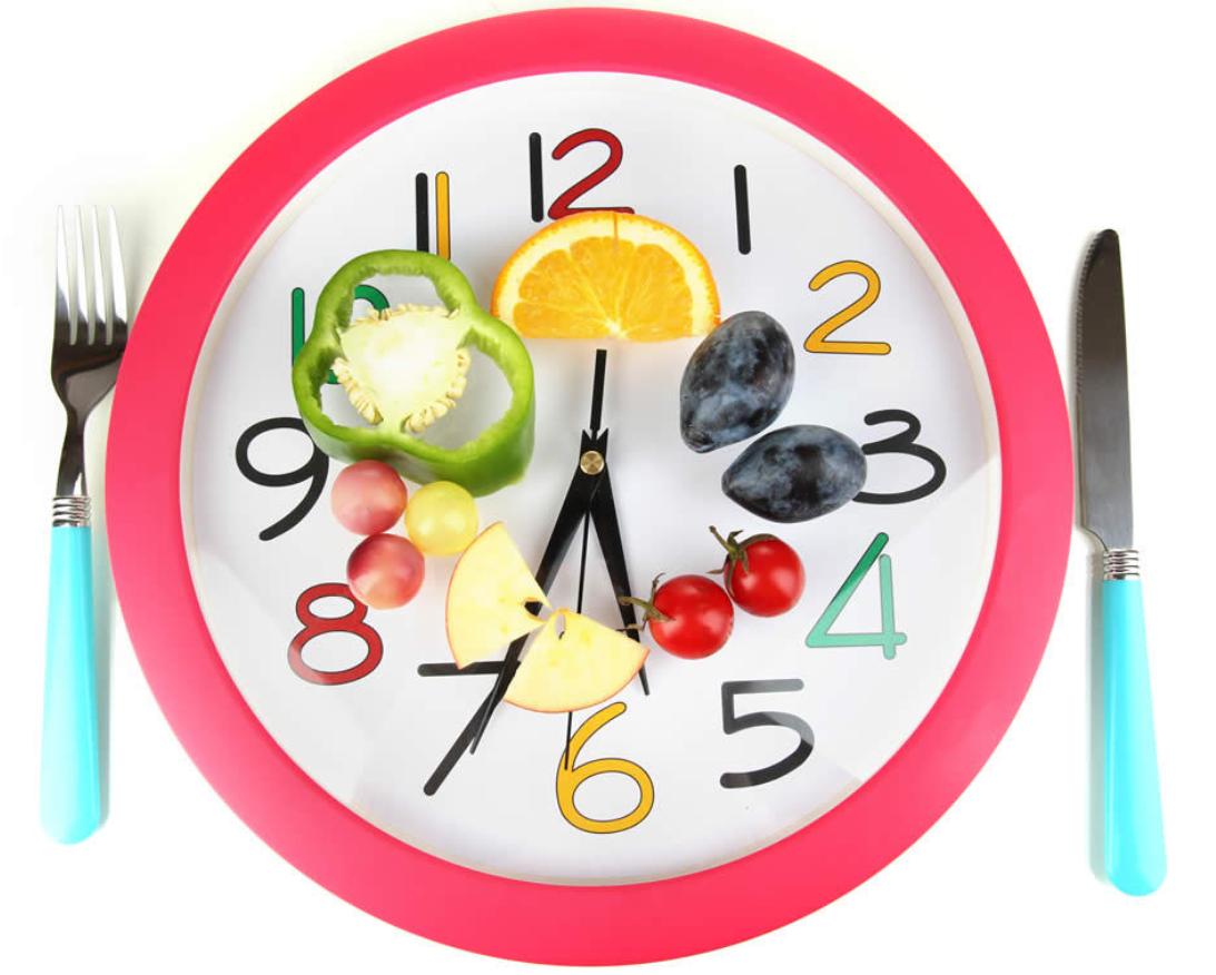 pola makan sehat dan teratur
