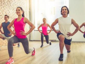 rutin berolahraga
