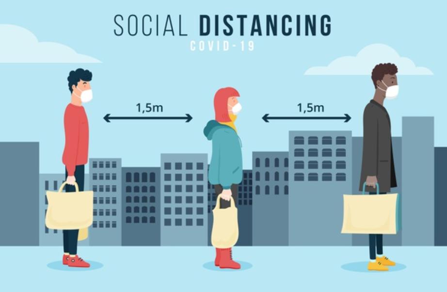 mengenal social distancing